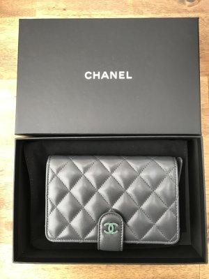 Chanel Pattenbrieftasche / Portemonnaie