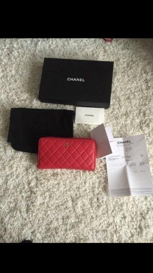 Chanel pattentasche Geldbörse neu