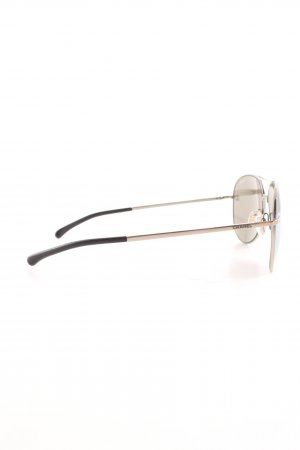 Chanel Pilot Brille creme Business-Look