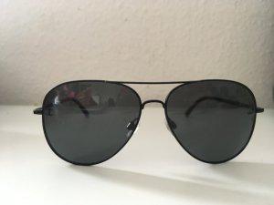 Chanel Pilotenbrille in Schwarz