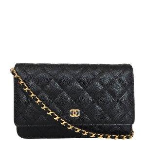 Chanel Handbag multicolored leather