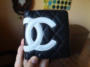 Chanel Portemonaie schwarz