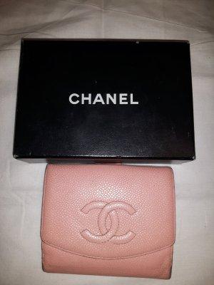 Chanel Portemonnaie rosa