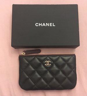 Chanel Pouch schwarz