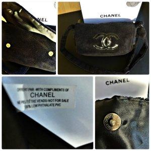 Chanel Precision Clutch, Kosmetiktasche Neu Schwarz