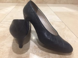 CHANEL Pumps Dunkelblau Grösse 38 / US 7