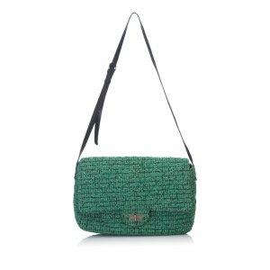 Chanel Reissue Wool Flap Shoulder Bag