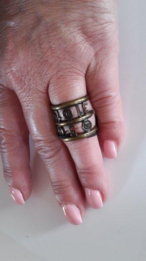 CHANEL Ring flexibel einstellbar