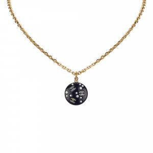 Chanel Collier noir