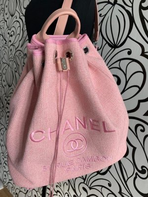 Chanel Rücksack Backpack