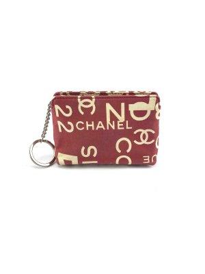 Chanel Étui porte-clés multicolore