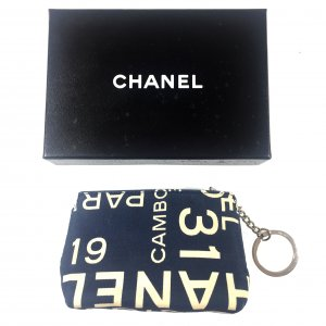 Chanel Key Case multicolored others