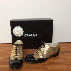 Chanel Schnürschuhe FW2015