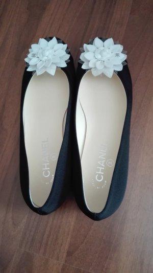 Chanel Schuhe Ballerinas