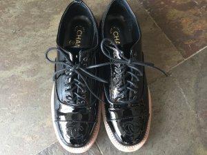 Chanel Schuhe Lackleder