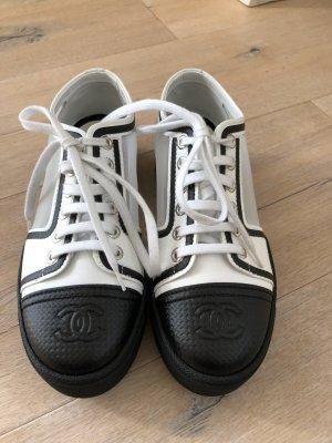 Chanel Schuhe  weiss Gr 36,5