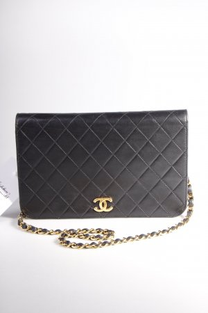 Chanel Schultertasche Quilted CC Logos Chain Shoulder Bag