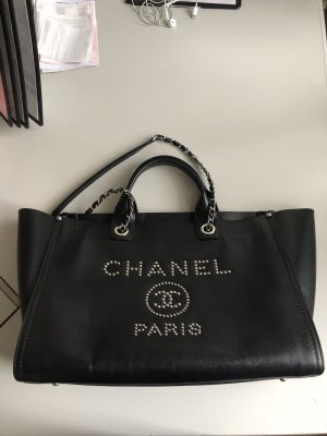 Chanel Sac Baril noir