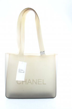 Chanel Shopper kaki style simple