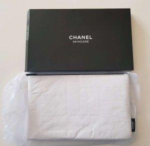 Chanel Skincare Kosmetiktasche weiß, NEU