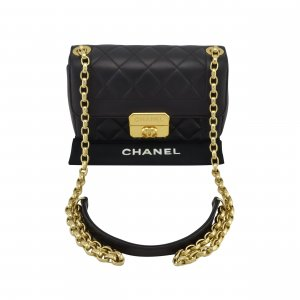 Chanel Small Chic With Me Flap Bag @mylovelyboutique.com