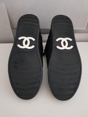 Chanel Sneaker alta nero