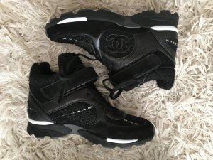 Chanel Sneaker nero-bianco