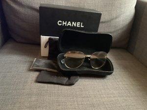 Chanel Sonnenbrille 18 K Goldbeschichtung