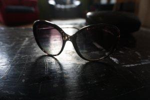 Chanel Butterfly bril zwart-grijs-paars
