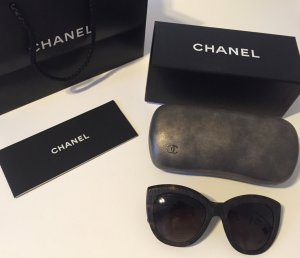 Chanel Butterfly Glasses multicolored synthetic material