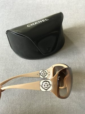 Chanel Round Sunglasses multicolored