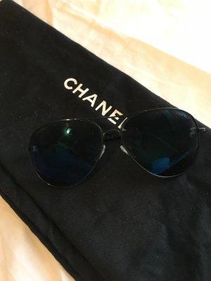Chanel Gafas de piloto negro