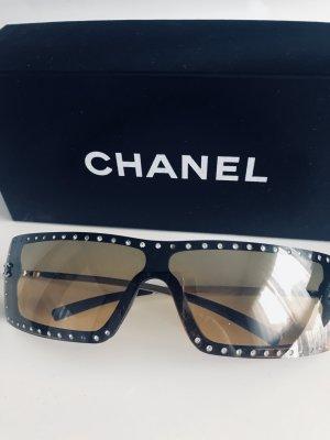 Chanel Zonnebril zwart