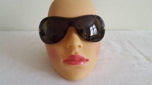Chanel Angular Shaped Sunglasses brown