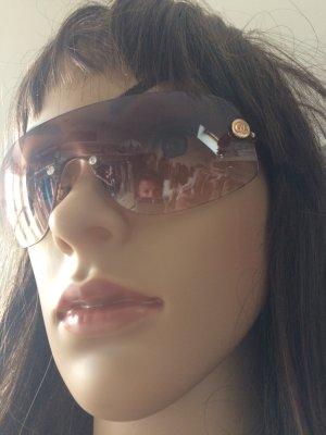 Chanel Sonnenbrille, Bräune Gläser, rahmenlos
