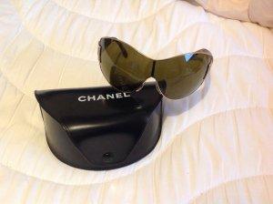 Chanel Occhiale marrone chiaro-marrone Materiale sintetico