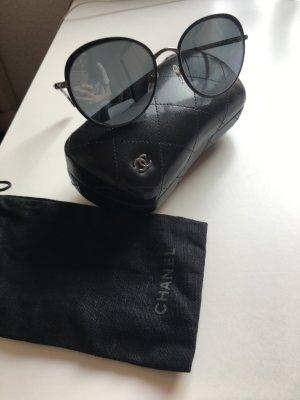 Chanel Sunglasses multicolored metal