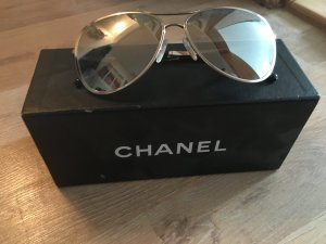 Chanel Glasses silver-colored
