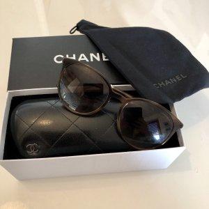 Chanel Sunglasses dark brown