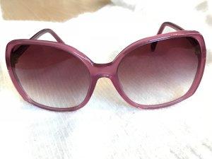 CHANEL Sonnenbrille in Aubergine *Neu