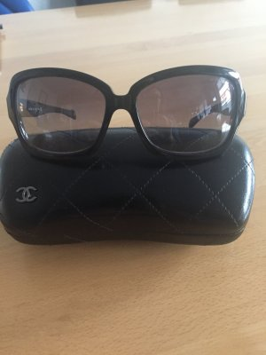 Chanel Sonnenbrille in schwarze
