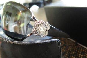 Chanel Lunettes de soleil multicolore matériel synthétique