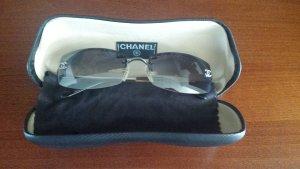 Chanel Lunettes de soleil argenté-gris