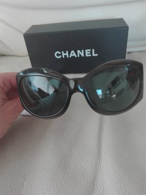 Chanel Sunglasses green grey-olive green