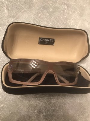 Chanel Sunglasses rose-gold-coloured-dusky pink