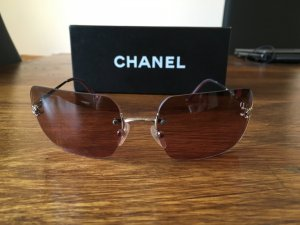 Chanel Sonnenbrille rosa