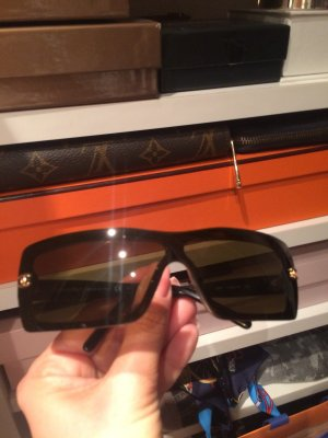 Chanel Sonnenbrille Top