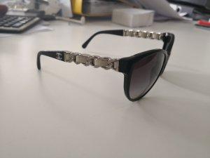 CHANEL Sonnenbrille Vintage schwarz