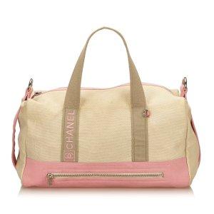 Chanel Sport line Duffel Bag
