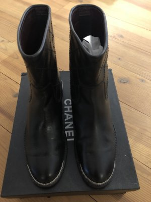 Chanel Stivaletto buskin nero